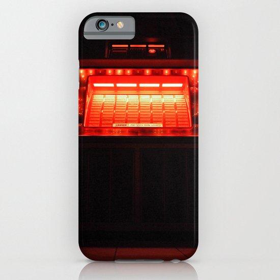Jukebox waiting iPhone & iPod Case