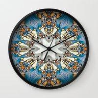 Tropic Wall Clock