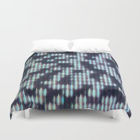 Painted Attenuation 1.2.1 Duvet Cover