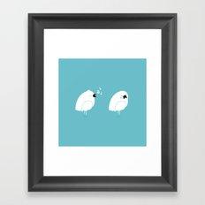 Being Grown Up Framed Art Print