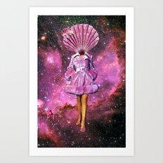Parasitic Lifestyle Art Print