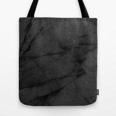 Dark Grey Marble Tote Bag