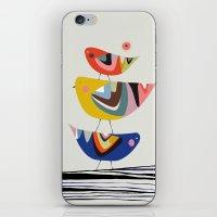 Family Tree iPhone & iPod Skin