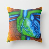 Love it or Leave it. Throw Pillow