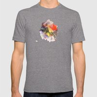 Oftentimes It's The Litt… Mens Fitted Tee Tri-Grey SMALL