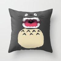 AAAAAAAAAA Throw Pillow
