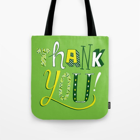 Thank You! Tote Bag