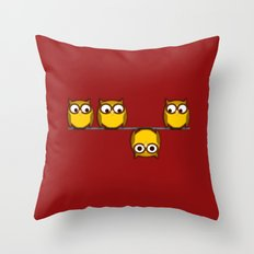 A Whole New Perspective … Throw Pillow