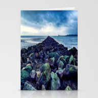 Road To The Sea Stationery Cards