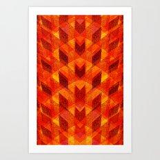 crafty 2 Art Print