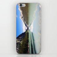 Lake Louise In Alberta, … iPhone & iPod Skin