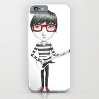 iPhone & iPod Case featuring Rock Star by Sonia Puga Design