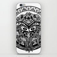 Shamandala iPhone & iPod Skin
