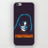 PUSSYFACE iPhone & iPod Skin