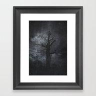 The Dirty Winter Spirit Framed Art Print