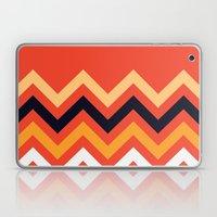 Retro Zigzag Laptop & iPad Skin