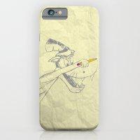 I am the Bad Wolf and I create myself!! iPhone 6 Slim Case