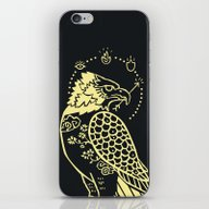 Messenger Of Fire And Ai… iPhone & iPod Skin