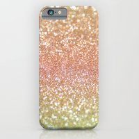 Champagne Shimmer iPhone 6 Slim Case