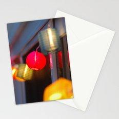 Paper Lanterns Stationery Cards