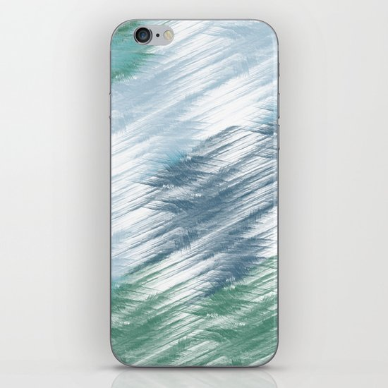 Abstract Sky iPhone & iPod Skin