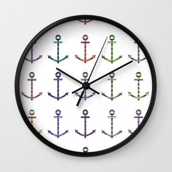 Ahoy Wall Clock