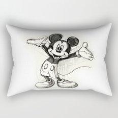 Mickey Mouse Rectangular Pillow