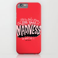 One Spark of Madness iPhone 6 Slim Case