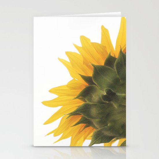 Greener on the Other Side Stationery Card