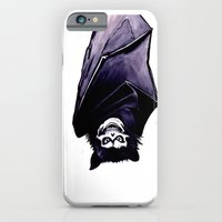 iPhone & iPod Case featuring This Side Up by Zombie Rust