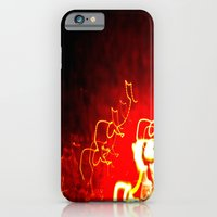 Fire Light iPhone 6 Slim Case