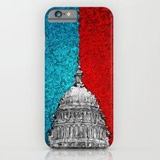 Capitol Building Abstract Slim Case iPhone 6s