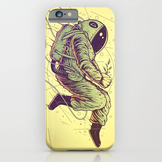 Green Mission iPhone & iPod Case