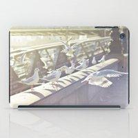 Birds Playing On Sunshin… iPad Case