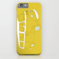 iPhone & iPod Case featuring VW T2 Microbus by Martin Lucas