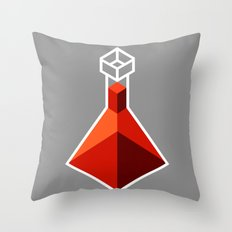 Hi-Potion Throw Pillow