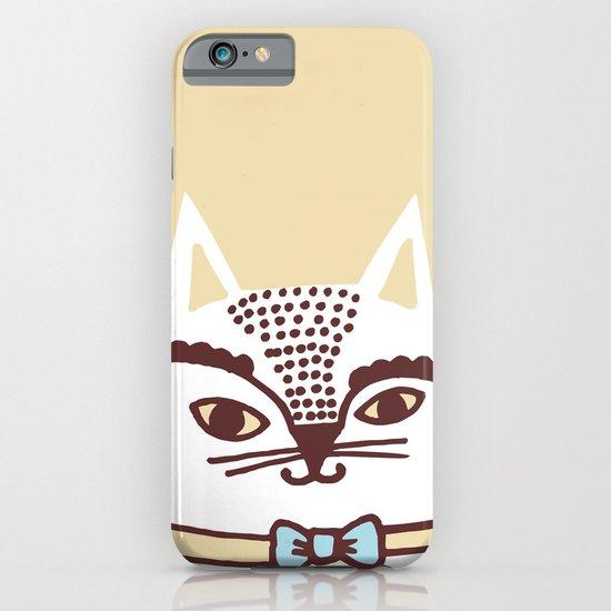 Katze #3 iPhone & iPod Case