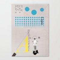 Copa. Canvas Print