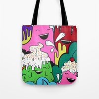 Cherry II Tote Bag