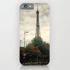 Eiffel Tower Paris Slim Case iPhone 6s