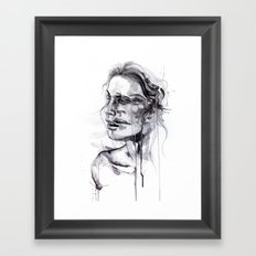 Tremore Framed Art Print