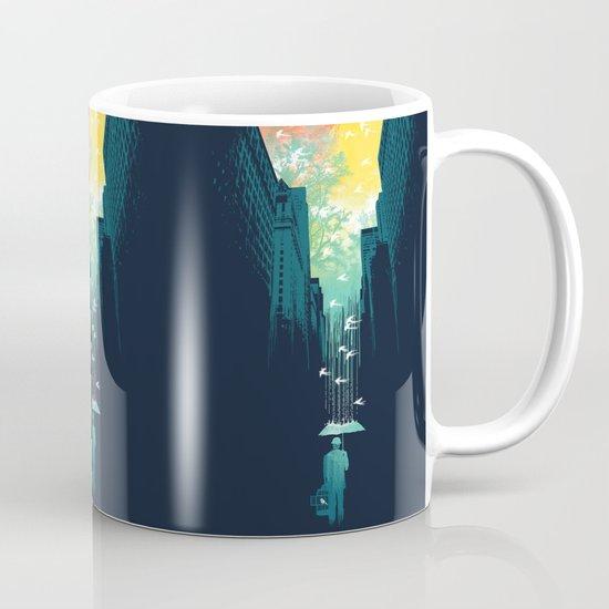 I Want My Blue Sky Mug