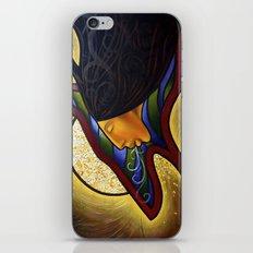 Aniti Anemos iPhone & iPod Skin