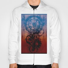 Steampunk clock Hoody