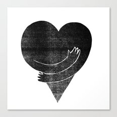 Illustrations / Love Canvas Print