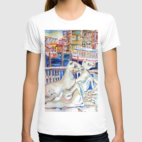 Grand Canal Venice Italy T-shirt