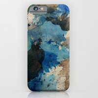 Secret Mediterranean Beach iPhone 6 Slim Case