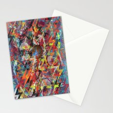 Matter With Contrast Stationery Cards