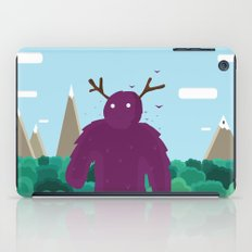 Life Swarms with Innocent Monsters iPad Case
