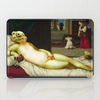 Frog Of Urbino iPad Case